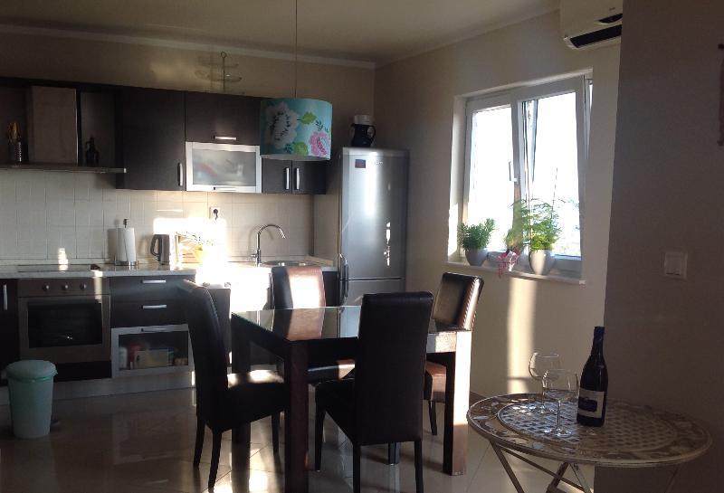 dining room - DM08 Superspacious ACI Marine flat - Kastel Gomilica - rentals
