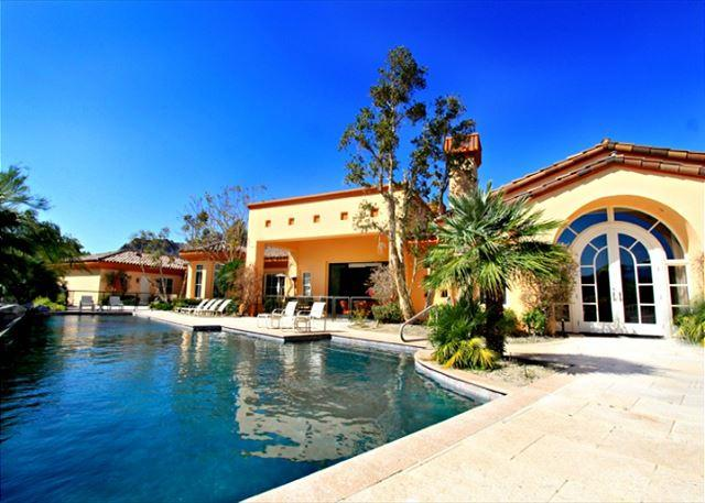 'Quarry Estate' Infinity Lap Lane Pool,Golf Course - Image 1 - La Quinta - rentals