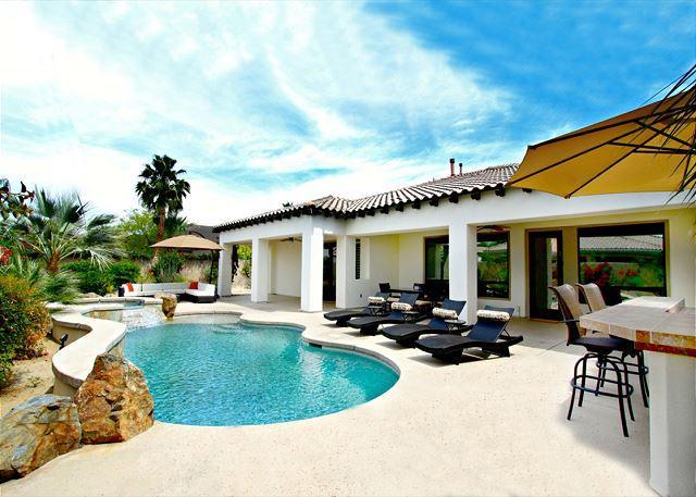 'Santana' Pool, Spa, Built In BBQ, Game Room - Image 1 - Indio - rentals