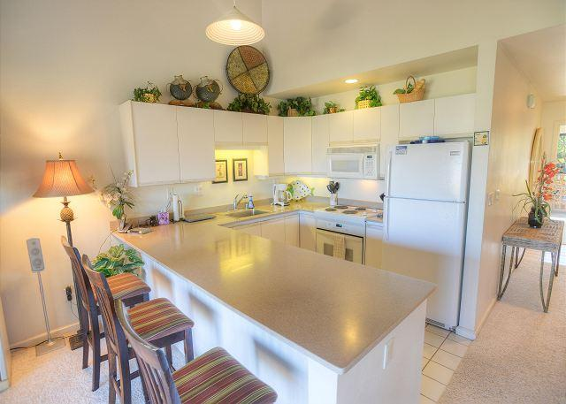 FALL SPECIALS! Spacious Two-Bedroom Condo with a Beautiful Garden View - Image 1 - Kihei - rentals