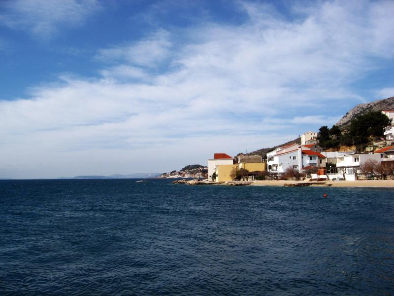 Suhi Potok, Dugi Rat, Central Dalmatia - Dalmatia, apartments on the beach - Krilo Jesenice - rentals