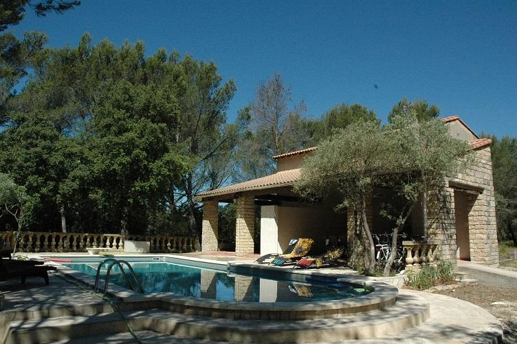 Affordable, Pet-Friendly 2 Bedroom Villa with a Pool and Tennis Court - Image 1 - Grans - rentals