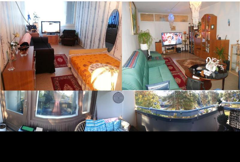 3 bed room+Living room+ Kitchen+ balcony  HELSINKI - Image 1 - Helsinki - rentals