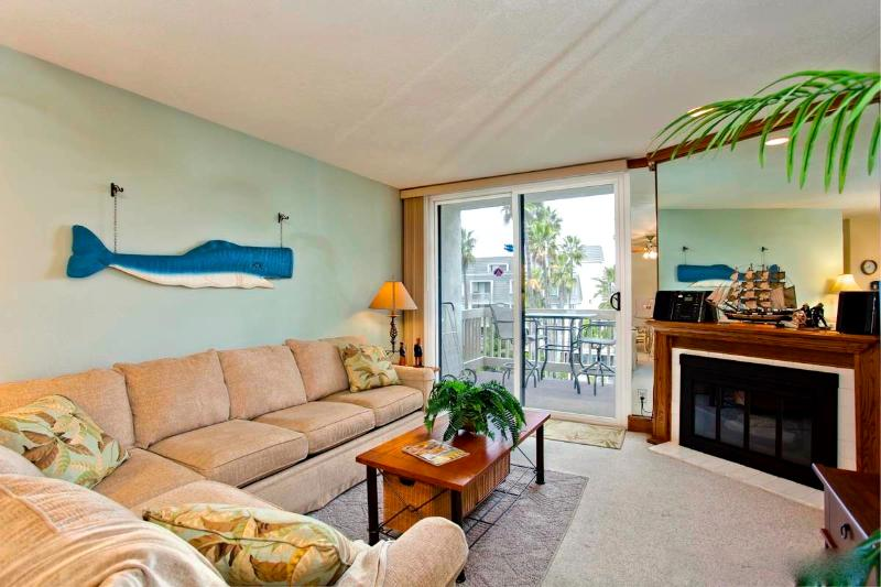 Blue Whale Retreat~Ocean, Pool, & Garden View 2 BR - Image 1 - Oceanside - rentals
