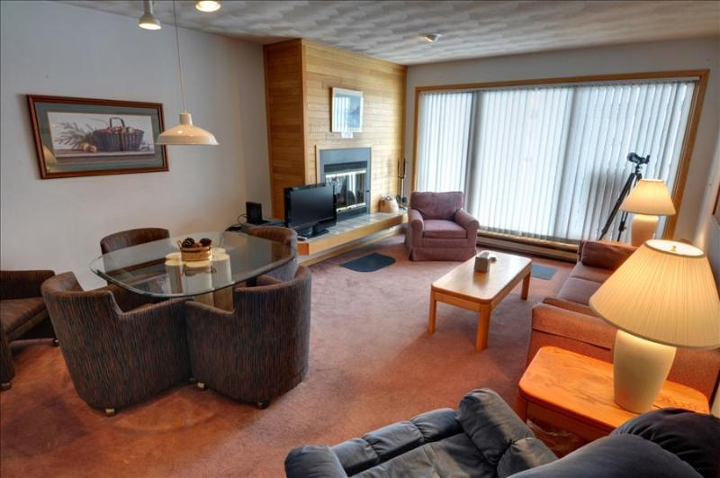 EAST BAY: 2nd Floor 1 Bed/1 Bath On Lake Dillon, Spectacular Views, Covered Parking, Wi-Fi, King Bed - Image 1 - Dillon - rentals