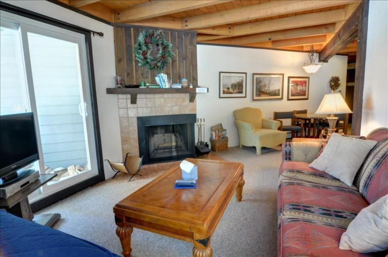 TREEHOUSE 108: Cute 1 Bed/1 Bath Condo, Sleeps 5, Ground Floor, Large - Image 1 - Silverthorne - rentals