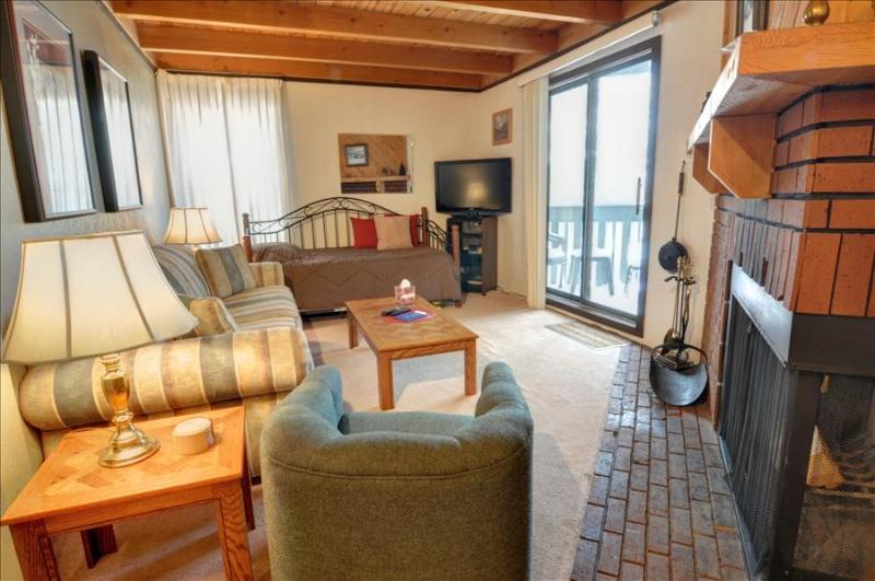 TREEHOUSE G-208: 1 Bed/1 Bath Condo, Brimming with Convenience and Comfort in a - Image 1 - Silverthorne - rentals
