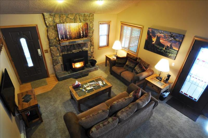 SILVERHEELS: 3 Bed/2 Bath Close to all Summit County Ski Areas, Private Hot - Image 1 - Silverthorne - rentals