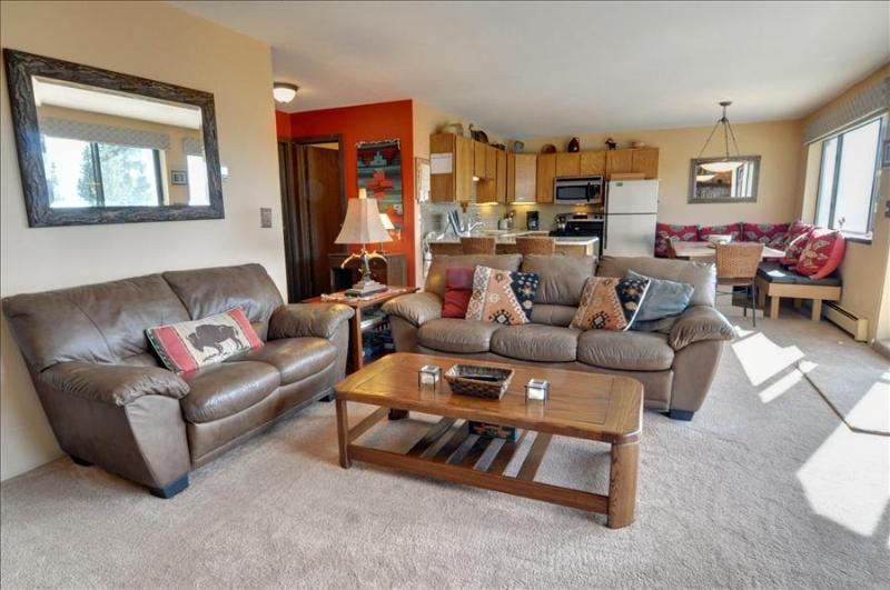 BUFFALO RIDGE 202: 2 Bed/2 Bath, Updated Kitchen, Carport, Nice Views, Large Clubhouse - Image 1 - Silverthorne - rentals