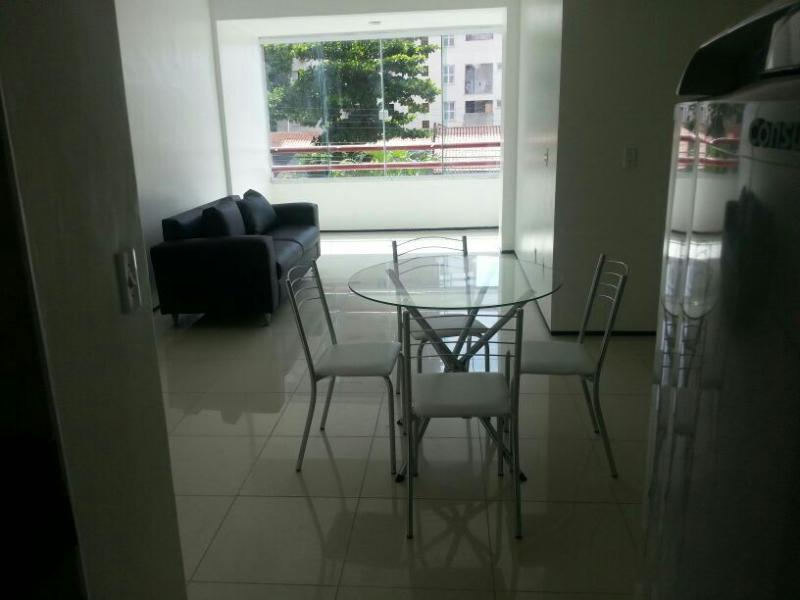 Living Room - Nice 3Beds in the heart of Fortaleza! - Fortaleza - rentals