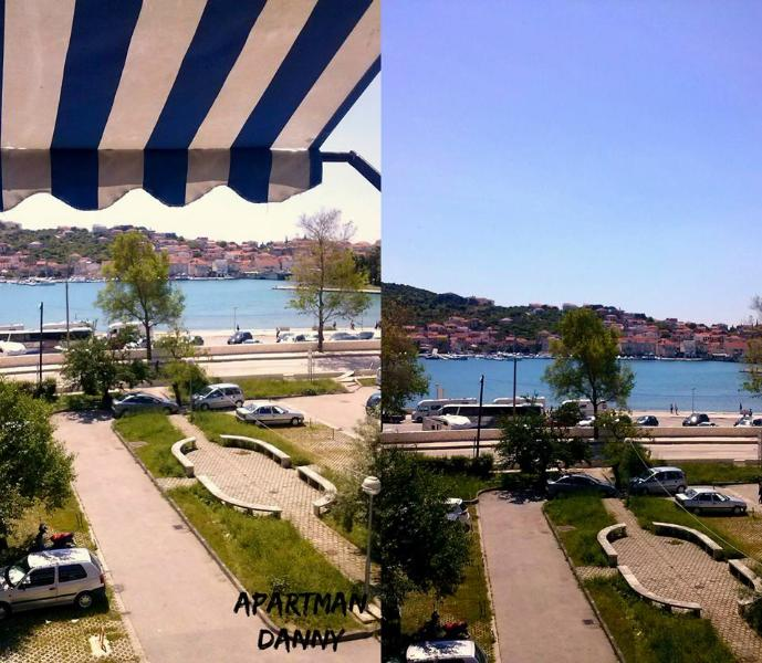 Beautiful view - Apartment Danny near sea (TROGIR) Cheapest - Trogir - rentals