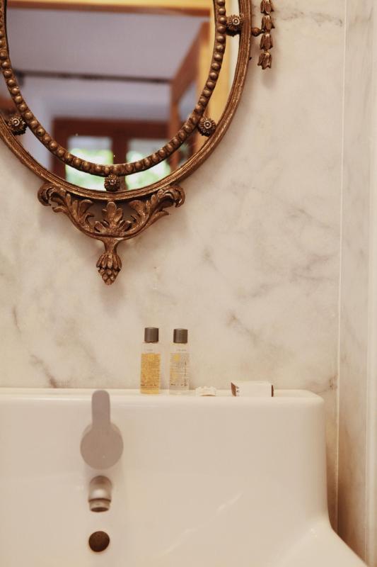 Bathroom - Dublex stone house in lemon garden at Bodrum Marina - Bodrum - rentals