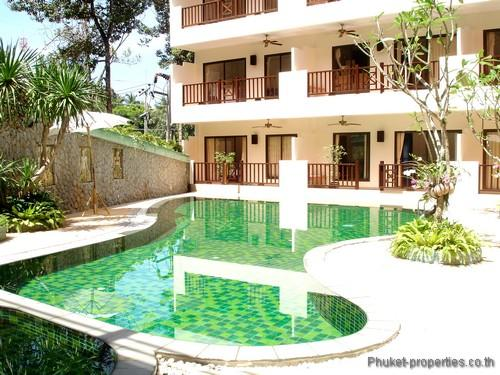 Phuket Apartment in Surin for Rent - Image 1 - Sao Hai - rentals