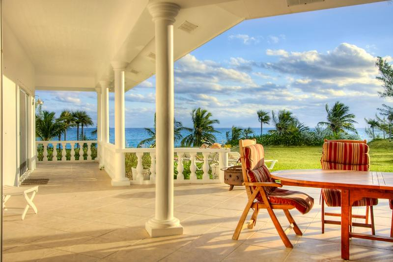Seven Palms ocean view - Seven Palms - Ocean Front Estate with Private Beach and Pool Access - Governor's Harbour - rentals