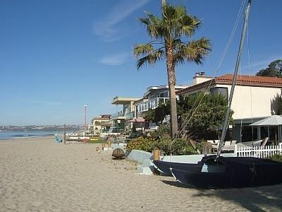 Private Beach Front - Lower Level Villa on the Sand - Capistrano Beach - rentals