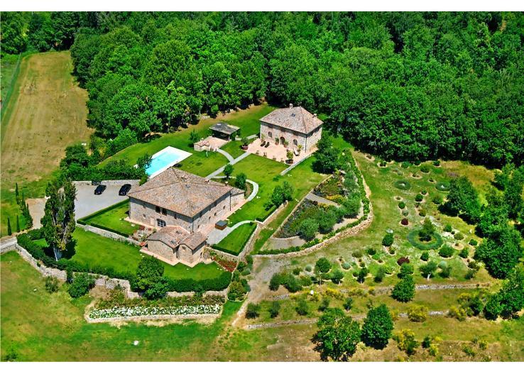 Villa Palomitas - Image 1 - Tuscany - rentals