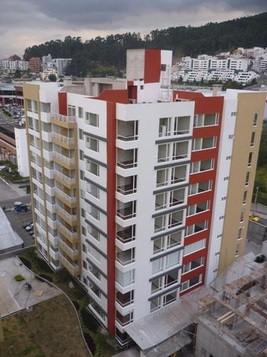 edificio - Suit en arriendo en Quito-Ecuador - Quito - rentals
