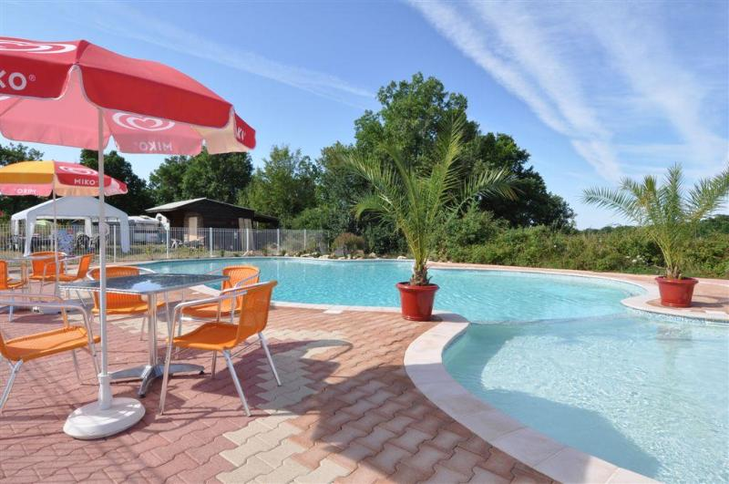 Swimmingpool campsite - Mobile homes on campsite with a view - Cordes-sur-Ciel - rentals