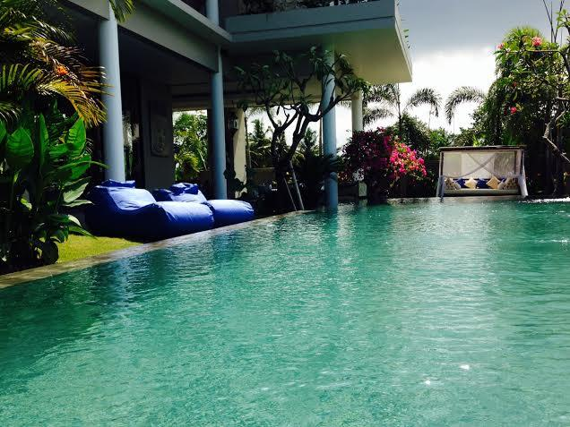 Lounging by the pool - Villa Orienta - As seen in Eat Pray Love - Canggu - rentals