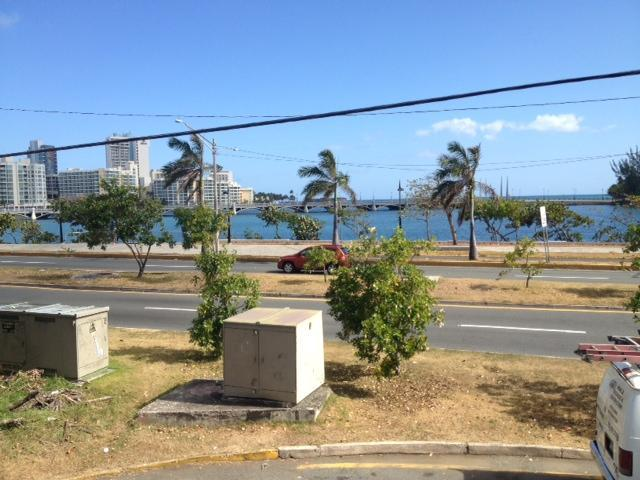 Property View of Condado Lagoon - Cozy 1 BR Apt in Historic Miramar - Waterfront - San Juan - rentals
