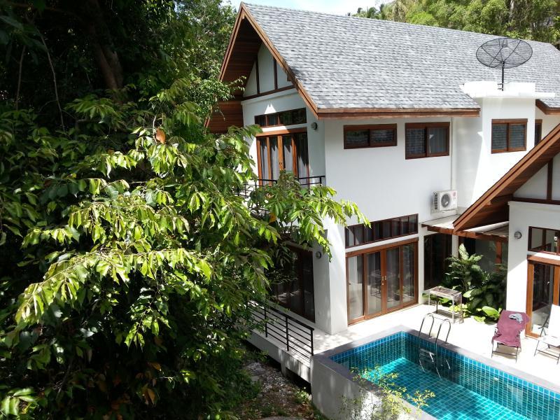 The pool villa - 300 m. to beach, Pool villa Chaweng Noi - Koh Samui - rentals