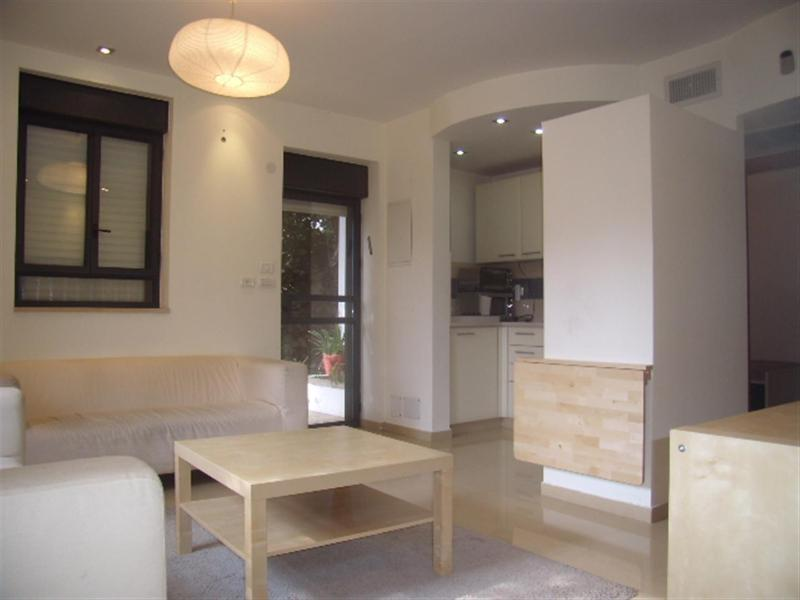 furnished 2 BDR at Ben Labrat Street, Rehavia - Image 1 - Jerusalem - rentals