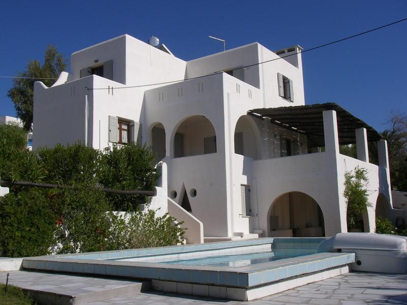 the apartments  complex of PAROS VILLA LIOGERMA - Self Catered Apartments Parosvillaliogerma - Pounta - rentals