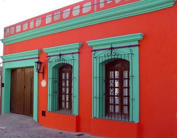 Street View - Best of Oaxaca 1, one-bedroom apart, Jalatlaco - Oaxaca - rentals