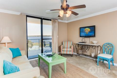 Gulf Shores Surf and Racquet 403C - Image 1 - Gulf Shores - rentals