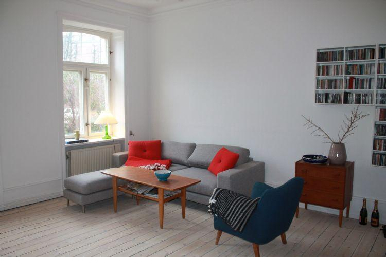 Frederiksberg Allé Apartment - Beautiful Copenhagen apartment near  St Thomas Square - Copenhagen - rentals
