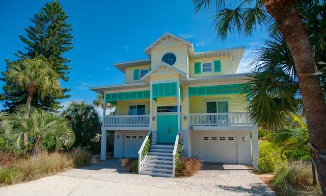 Will Beach - Willow Beach House - Anna Maria - rentals