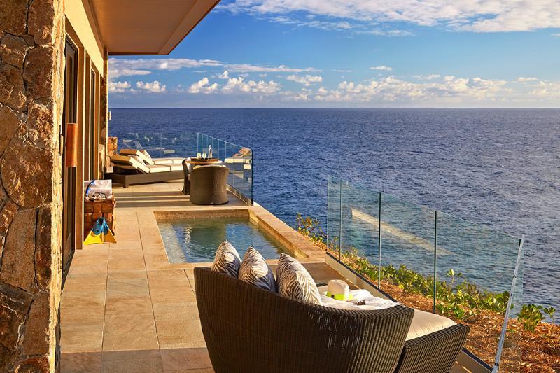 - Cliff Suites - Necker Island - rentals