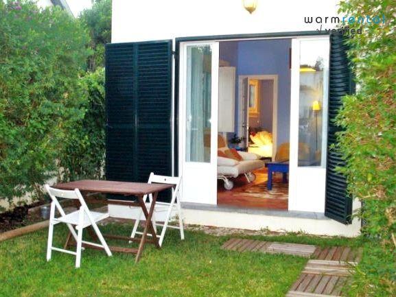 Garden  - Lesser Villa - Cascais - rentals