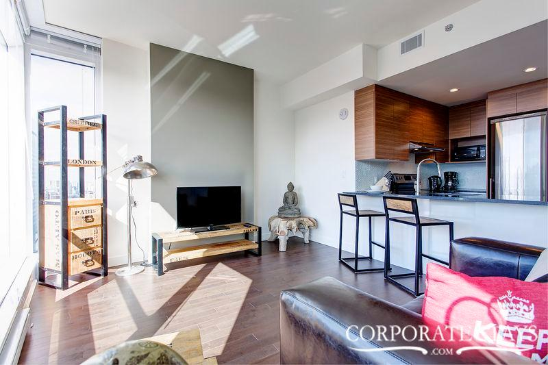 Vistal8d Suite | Executive Luxury Rental | Montrea - Image 1 - Montreal - rentals
