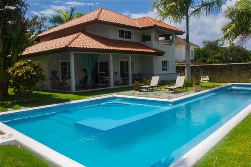 3 Bedroom Villa with Solar Panels - Image 1 - Puerto Plata - rentals