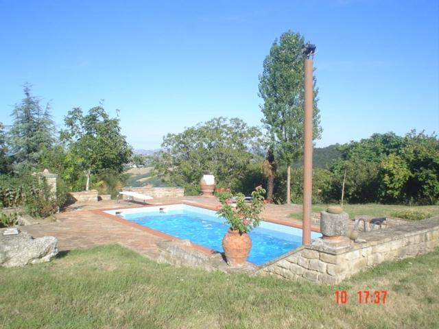 Swimming Pool - Country House with Swimming Pool - Penna San Giovanni - rentals