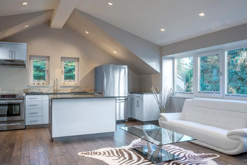 New Contemporary house with a view to dream about - Image 1 - North Vancouver - rentals