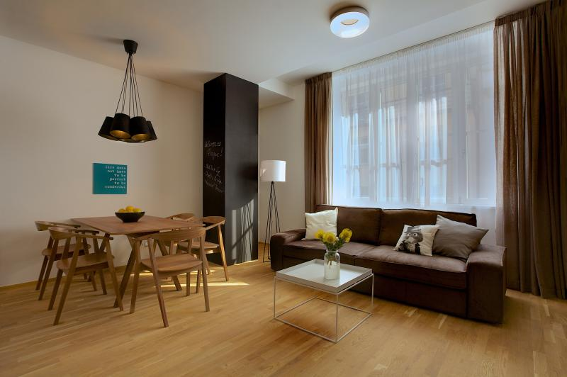 Two-Bedroom Design Apartment - Two-Bedroom Design Apartment - Prague - rentals