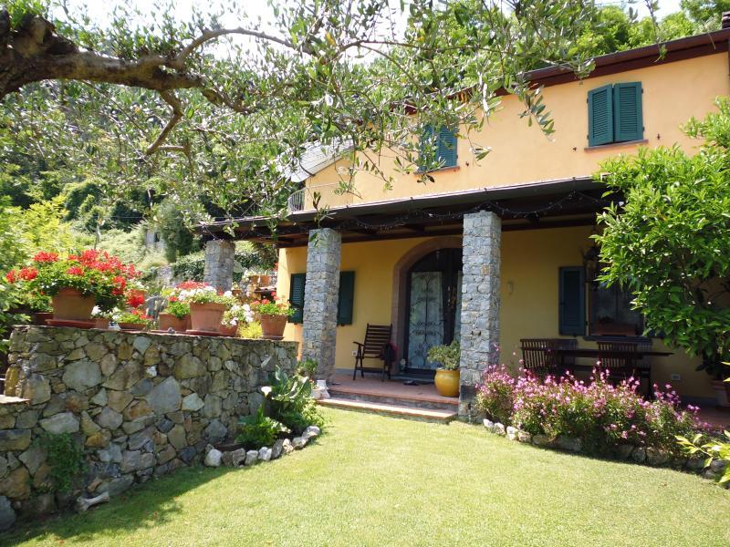 Lovely Villa very close to CinqueTerre and the Sea - Image 1 - Ameglia - rentals