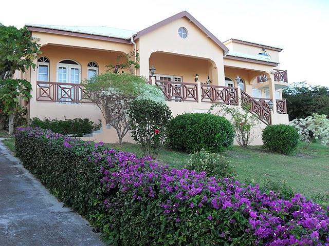 The home of Rosetta Gardens - Rosetta Gardens Conch Shell Studio - Antigua - rentals