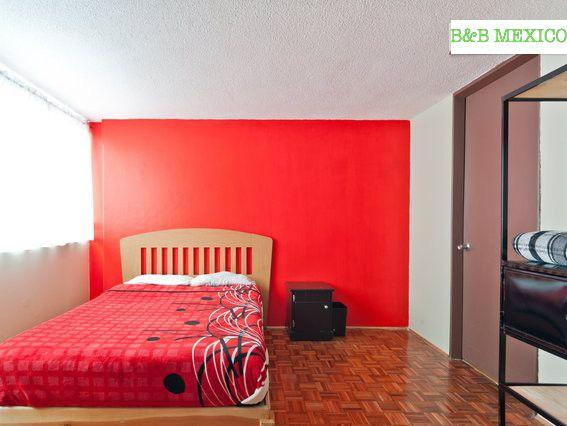 Private ensuite - BB Mexico Roma Norte ensuite Courtesy apto pick up - Mexico City - rentals
