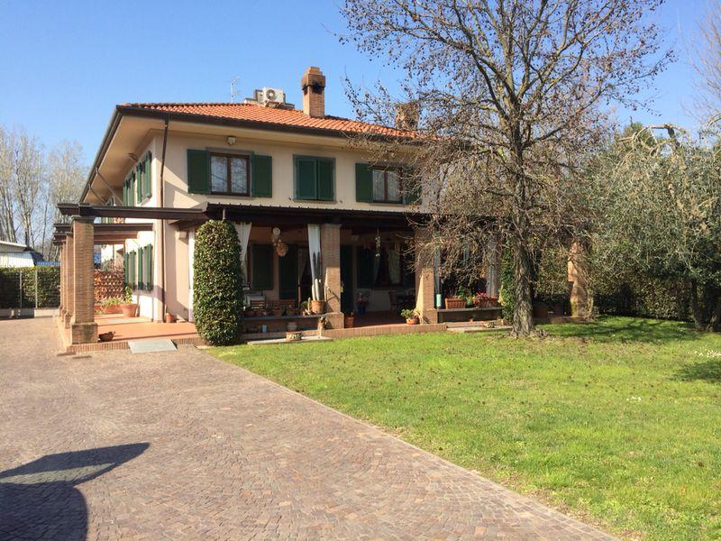 Esterno - Tuscan Villa Rental in Forte dei Marmi - Forte Dei Marmi - rentals