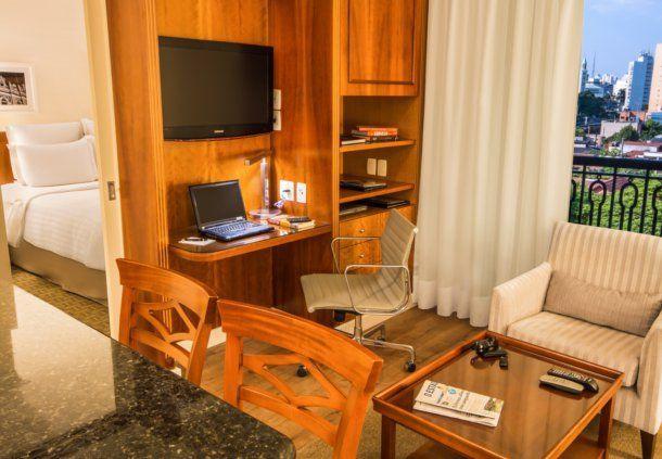 Vila Nova Marriott Apartments I - Image 1 - Sao Paulo - rentals