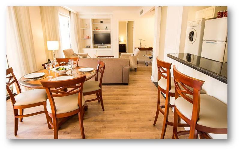 Vila Nova Marriott Apartments II Suite - Image 1 - Sao Paulo - rentals
