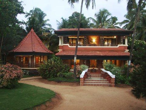 Amazing Villa on the Beach - Image 1 - Candolim - rentals