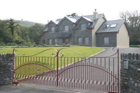Front of House - Home overlooking Dingle Bay, absolute heaven - Dingle - rentals