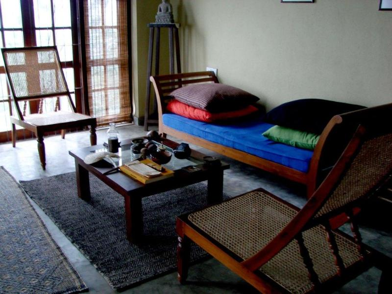Living Area - Holiday Home amidst tea plantations - Dambulla - rentals