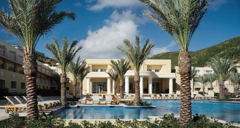 serene villa in westin resort dawn beach - Image 1 - Philipsburg - rentals