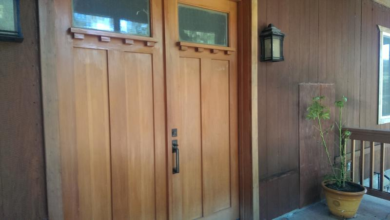 Your front door - Vacation Apt in Mill Valley close to everything! - Mill Valley - rentals