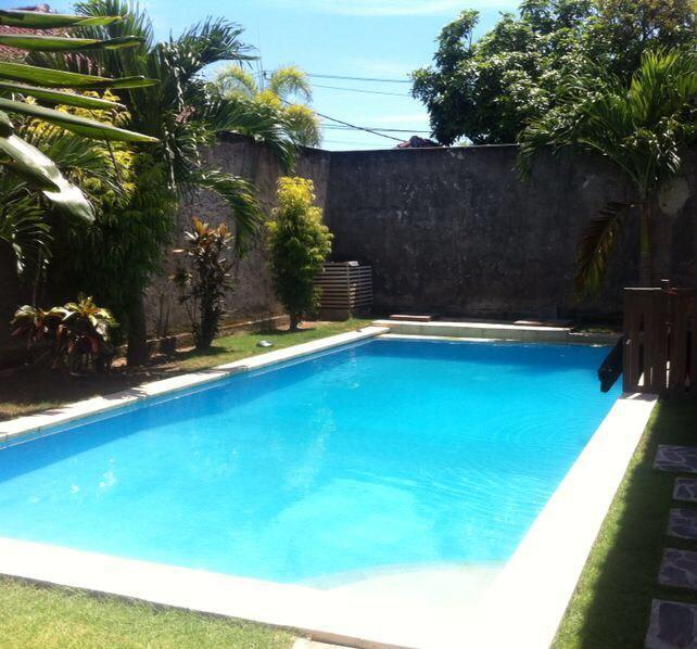 swimming pool - Villa Bayu Cheap Budget Villa 5 Mins From Seminyak - Seminyak - rentals